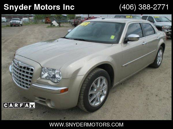 2008 Chrysler 300 C AWD 5.7L Hemi 40 Serv Recds Nav, Moonroof, Leather