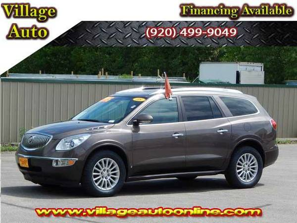 2008 *Buick Enclave* CXL *AWD* *Reduced* - Brown-TRADE INS WELCOME!