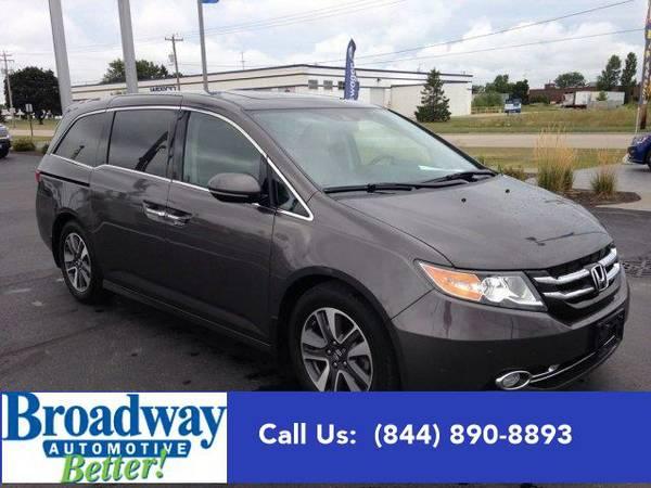 2014 *Honda Odyssey* Touring Green Bay