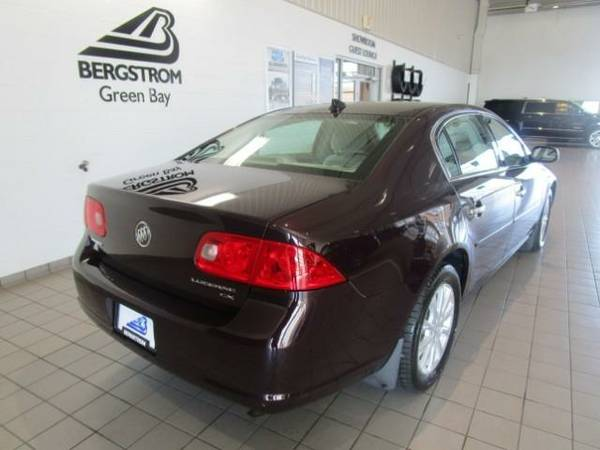 2009 Buick Lucerne-Saturday Special Reduced--one prior owner---