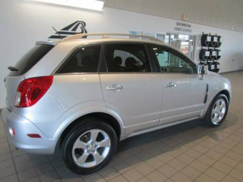 2015 Chevy Captiva---GM Certified Priced