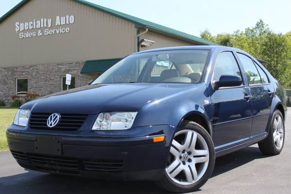 2002 Volkswagen Jetta GLS Sedan! Only 137k Mi! 1 OWNER! 35MPG HWY!