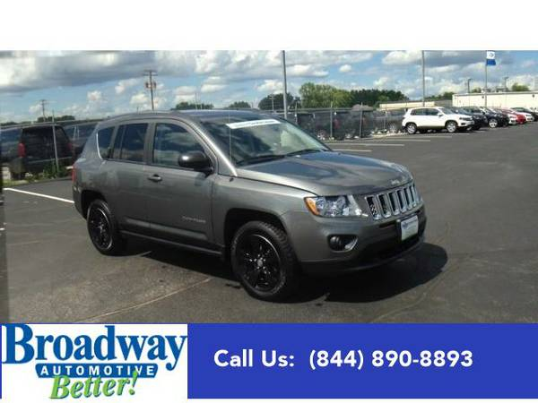 2012 *Jeep Compass* Latitude Green Bay