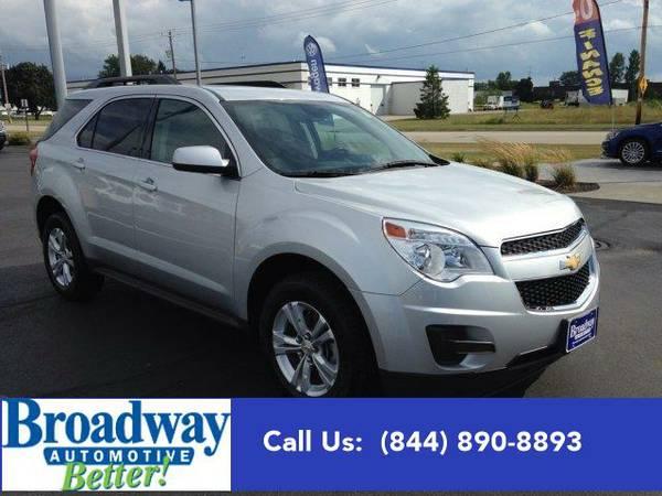 2012 *Chevrolet Equinox* LT w/1LT Green Bay