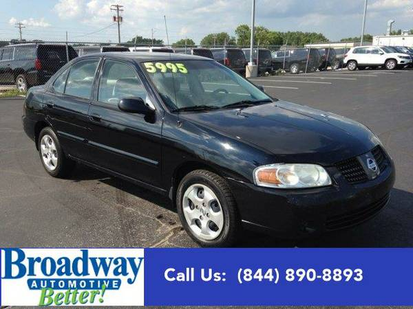 2006 *Nissan Sentra* 1.8 S Green Bay