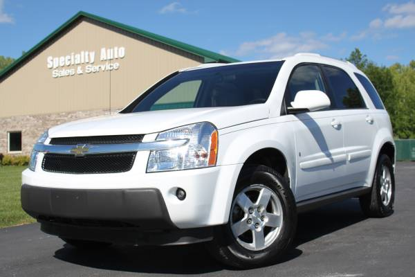 2006 Chevy Equinox LT AWD SUV! White! NEW TIRES! *NEW INVENTORY*