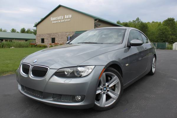 2008 BMW 335i Twin Turbo Coupe! Only 63,000 Miles! NEW TIRES!