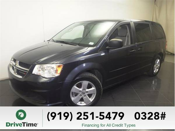 2013 *Dodge Grand Caravan* American Value Package - BAD CREDIT OK