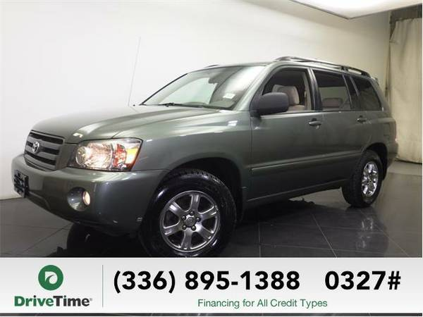2007 *Toyota Highlander* Base - BAD CREDIT OK