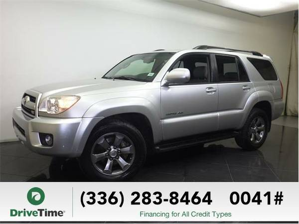 2006 *Toyota 4Runner* Limited - BAD CREDIT OK