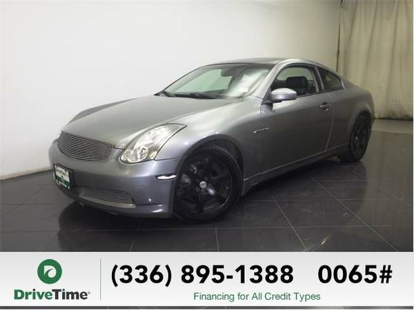 2006 *Infiniti G35* Base - BAD CREDIT OK
