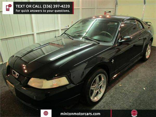2002 *Ford* *Mustang* Easiest 1st time buyer program