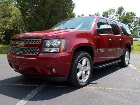 2009 Chevrolet Suburban LTZ 4x4 **LOADED DVD Leather 20 Wheels **