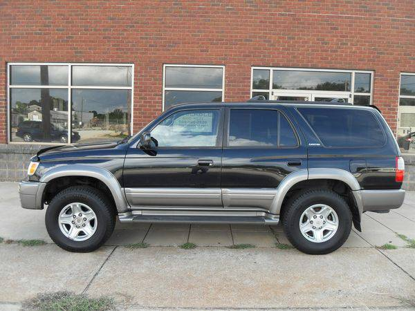 2000 *Toyota* *4runner* Limited - Your Pre-Owned Import Specialist