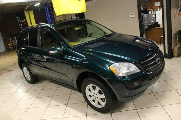 2006 *Mercedes-Benz* *M-Class* ML350 AWD 4MATIC 4dr SUV