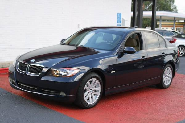 2006 BMW 325 I*LEATHER*MOONROOF*114K*MGR SPECIAL***