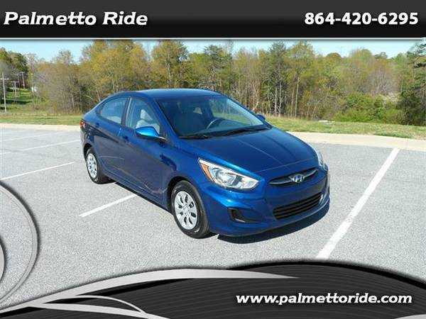 2015 Hyundai Accent GLS 1 Owner/No Accidents w/ 38MPG...under $10k!