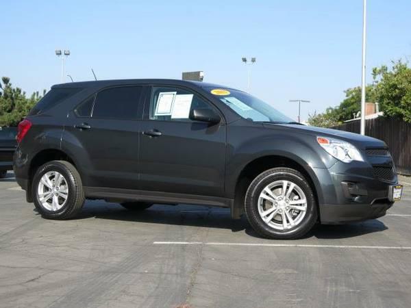 2013 *Chevrolet Equinox* Sport Utility LS - (Black) 4 Cyl.