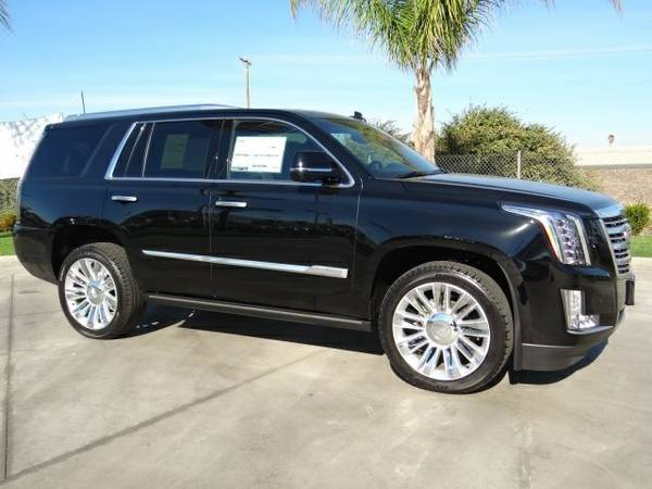 2015 Escalade 4D Sport Utility Platinum Edition only 7,218 miles
