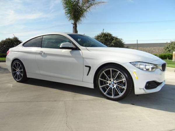 2015 BMW 4 Series 2D Coupe 428i