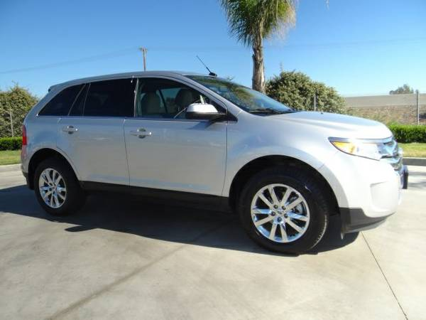 2014 Ford Edge 4D Sport Utility Limited