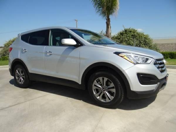 2015 Hyundai Santa Fe Sport 4D Sport Utility