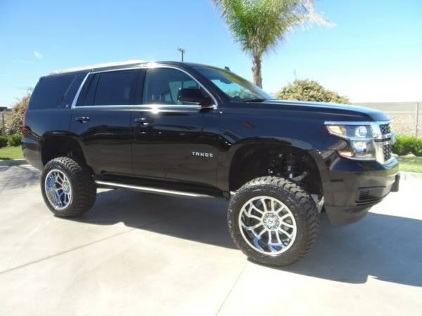 Chevrolet 2015 Tahoe 4D Sport Utility LT