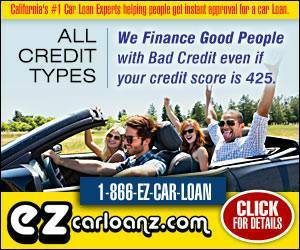 www.EZcarloanz.com--Bad Credit? 100 Banks COMPETING for your AUTO LOAN