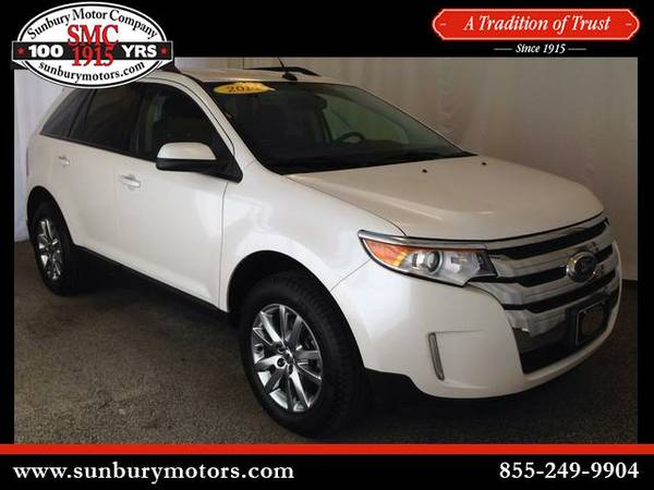 2014 Ford Edge - *GET TOP $$$ FOR YOUR TRADE*