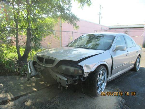2003 Lincoln LS Engine & Transmission