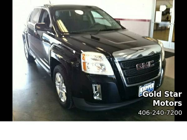 2011 GMC TERRAIN SLE1 AWD- GREAT CONDITION- 3% FINANCING AVAILABLE!