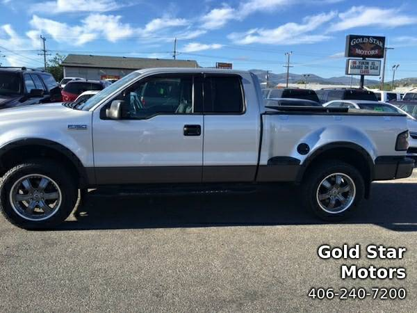 2004 FORD F150 W/ STEEDA-FX4 S/C 4X4-WHIPPLE CHARGER- ONE OF A KIND-...