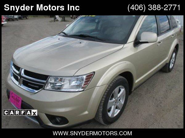 2011 Dodge Journey Mainstreet AWD BCKUP CMRA New Tires 3rd Row ONLY...