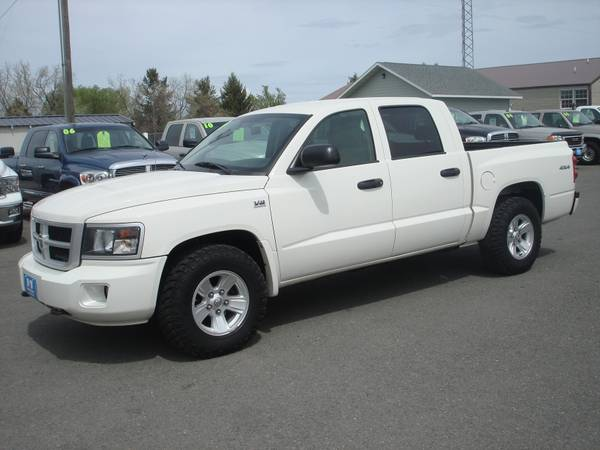 2009 Dodge Dakota Big Horn 4X4 *Only 61k miles*