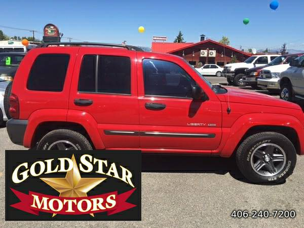 2004 JEEP LIBERTY SPORT 4X4- SUNROOF-NICE NICE CONDITION!