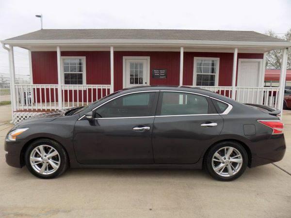 2013 *Nissan* *Altima* 2.5 4dr Sedan ***Houston # 1 Buy-Here-Pay-Here