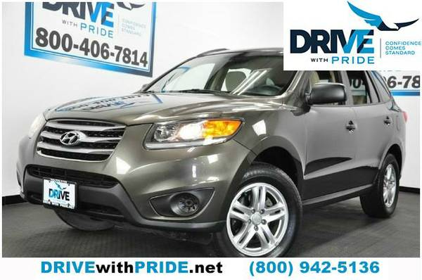 2012 Hyundai Santa Fe - Available Buy Here Pay Here