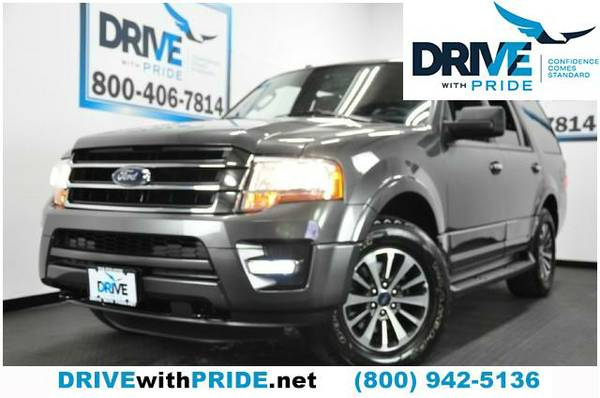 2015 Ford Expedition - 0% APR & 0% Down Available