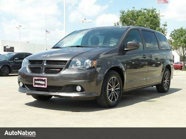 2016 Dodge Grand Caravan R/T Dodge Grand Caravan R/T Regular