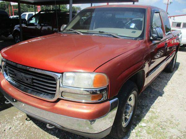 2001 *GMC* *Sierra* *1500* SL 4dr Extended Cab 4WD SB - BUY HERE PAY...