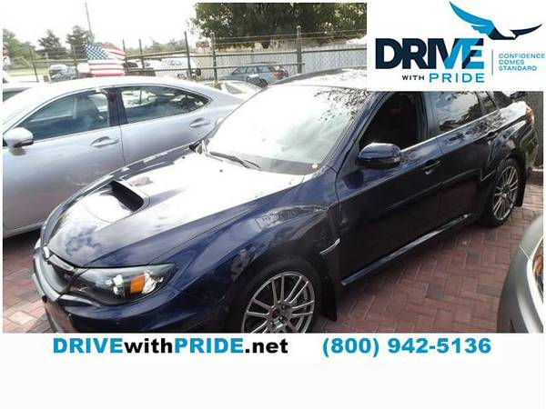 2011 Subaru Impreza Sedan WRX - $0 Payment for 90 Days