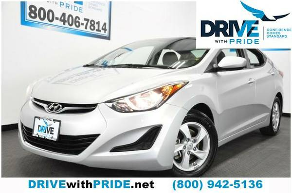 2015 Hyundai Elantra - Available Buy Here Pay Here