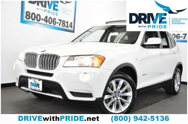 2013 BMW X3 - 0% APR & 0% Down Available
