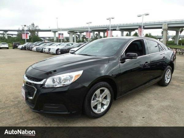 2016 Chevrolet Malibu Limited LT Chevrolet Malibu Limited LT Sedan