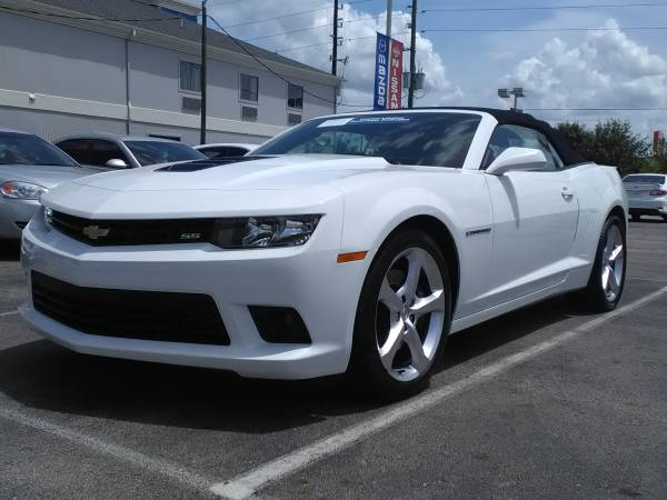 ✪✪ 2015 CHEVY CAMARO SS! TOP NOTCH! NO TURN DOWNS...