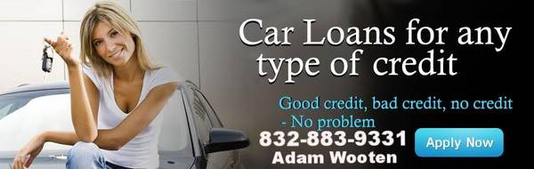 ✪ BAD/NO CREDIT AUTO LOANS! YOUR JOB IS YOUR CREDIT!✪