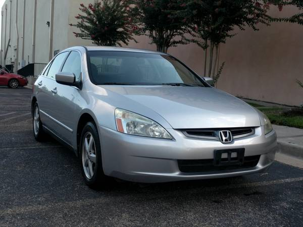 2005 Honda Accord / ONLY 101 K MILES / CLEAN TITLE & CAR FAX / LOADED