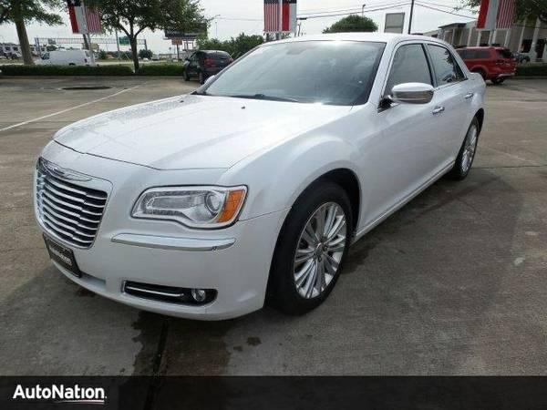2012 Chrysler 300C 300C Chrysler 300C 300C Sedan