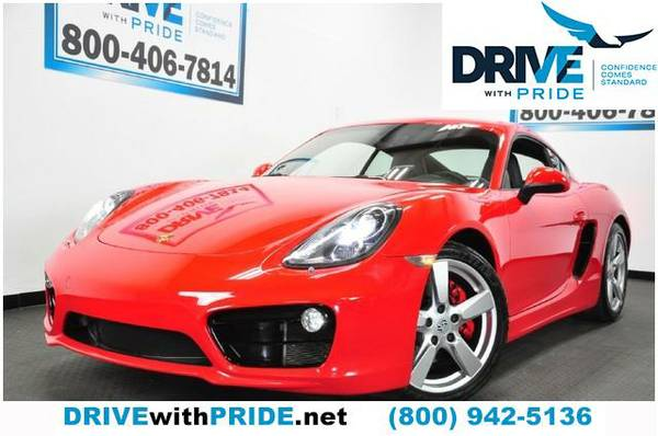 2014 Porsche Cayman - 0% APR & 0% Down Available