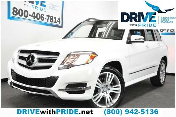 2014 Mercedes-Benz GLK-Class - $0 Payment for 90 Days